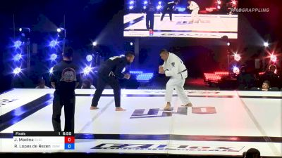 Jason Medina vs Robson Lopes De Rezende F2W Who's #1