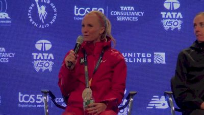 Shalane Flanagan sends a love letter to New York