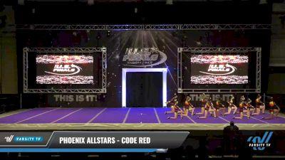 Phoenix Allstars - Code Red [2021 L1.1 Junior - PREP Day 1] 2021 The U.S. Finals: Ocean City