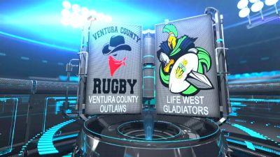 Women's Club Playoffs Ventura vs Life West