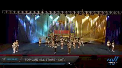 Top Gun All Stars - CAT4 [2021 L4 Senior Coed - Medium Day 1] 2021 The STATE DI & DII Championships