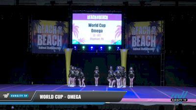 World Cup - Omega [2021 L3 - U17 Day 2] 2021 ACDA: Reach The Beach Nationals