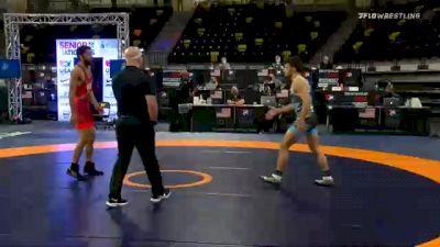 57 kg Prelims - Kyler Rodriguez, Unattached vs Jack Mueller, New York City RTC