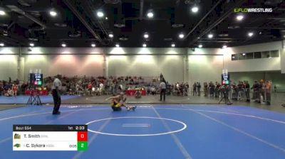 133 lbs C Of 8 #1 - Ty Smith, Drexel vs Cam Sykora, North Dakota State
