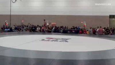 100 kg Final - Sarai Cortez, CA vs Kaili Manuel, MI