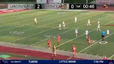 Replay: Princeton vs Lakota East | Sep 30 @ 6 PM