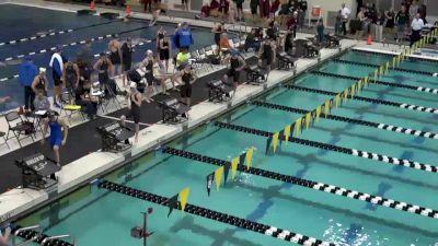 Purdue Invite, Women 100 Free B Final