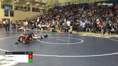 113 lbs Round Of 16 - Eric Gross, Neshaminy High School vs Wil Guida, St. Paul's