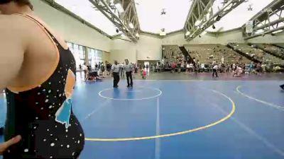 184 lbs Round Of 32 - Jaimeson Shea, Cougar Wrestling Club vs James McDermott, Frost Gang