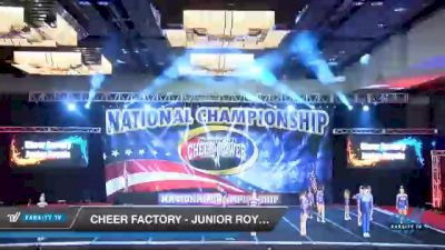 Cheer Factory - Junior Royals [2021 L2 Junior - D2 - A Day 2] 2021 ACP Southern National Championship