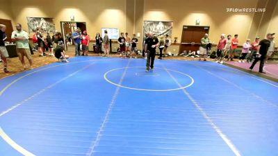 152 kg Rr Rnd 3 - Timothy Bova, New York vs Nick Tempel, Curby 3 Style Wrestling Club