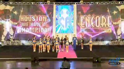 Cheer Athletics - Austin - OnyxCats [2020 L6 Senior Coed - XSmall Day 1] 2020 Encore Championships: Houston DI & DII