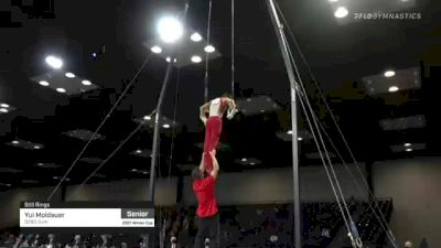 Yul Moldauer - Still Rings, 5280 Gym - 2021 Winter Cup & Elite Team Cup
