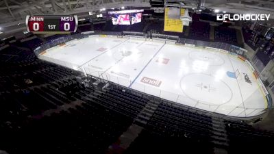 Full Replay: 2019 Minnesota vs Minnesota State | WCHA Women's Hockey