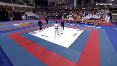 Gabriel Arges vs Caio Soares 2019 Abu Dhabi King of Mats