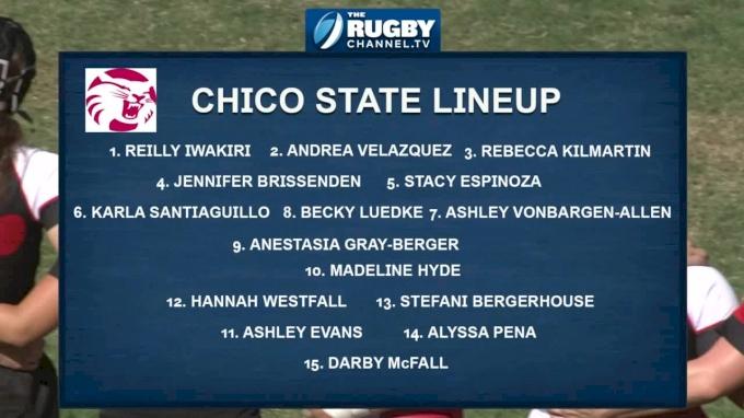 Women's DI Final: UCF vs. Chico State