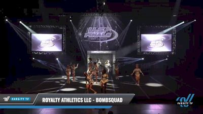 Royalty Athletics LLC - Bombsquad [2021 L3 Junior - Small Day 1] 2021 The U.S. Finals: Sevierville