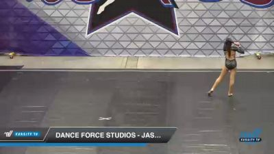 Dance Force Studios - Jasmine [2021 Junior - Solo - Jazz Day 2] 2021 Badger Championship & DanceFest Milwaukee