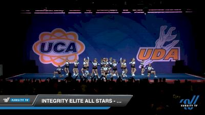 Integrity Elite All Stars - Blaze [2019 Senior Coed - Medium 3 Day 2] 2019 UCA Smoky Mountain Championship