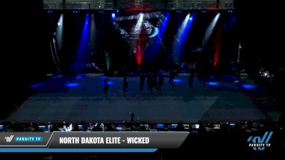 North Dakota Elite - Wicked [2021 L3 Youth - D2 - Small Day 1] 2021 The U.S. Finals: Pensacola