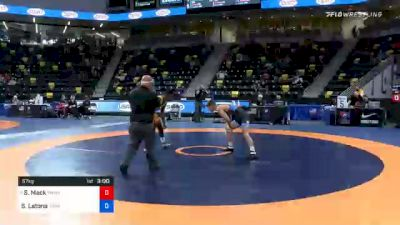 57 kg Prelims - Shelton Mack, TMWC / New York City RTC vs Sam Latona, TMWC / SERTC