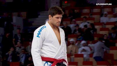 Philippe Pomaski vs William Dias Abu Dhabi World Professional Jiu-Jitsu Championship