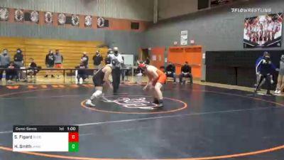215 lbs Consolation - Slade Figard, Susquenita vs Hunter Smith, James Buchanan