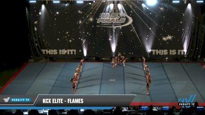 KCX Elite - Flames [2021 L1 Mini - Novice Round] 2021 The U.S. Finals: Pensacola