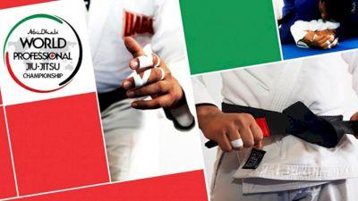 Full Replay: Mat 3 - Abu Dhabi World Professional Jiu-Jitsu - Apr 9
