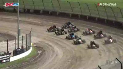 2021 USAC #LetsRaceTwo at Eldora Speedway - Heat