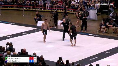 Murilo Santana vs Keller Locke-Sodhi 2019 ADCC World Championships