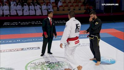 Joao Rocha vs Khasan Varando Abu Dhabi World Professional Jiu-Jitsu Championship