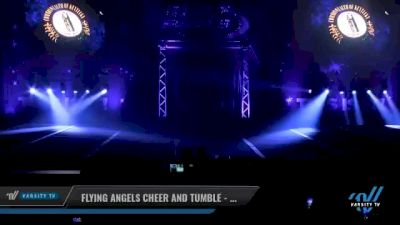 Flying Angels Cheer and Tumble - Golden Girls [2021 L2 Youth - D2 - Small Day 1] 2021 The U.S. Finals: Myrtle Beach