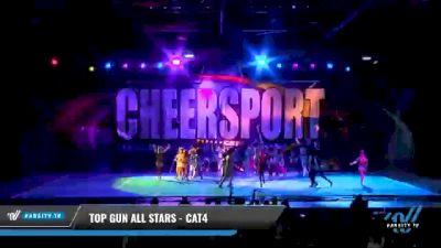 Top Gun All Stars - CAT4 [2021 L4 Senior Coed - Medium Day 1] 2021 CHEERSPORT National Cheerleading Championship
