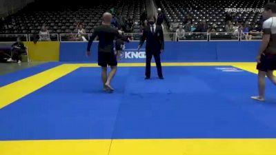 JEREMY CHRISTOPHER SPARKS vs ANTHONY GARY 2021 World IBJJF Jiu-Jitsu No-Gi Championship