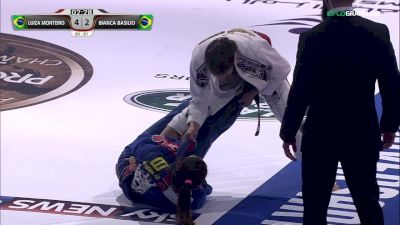 Was This Leglock Legal? World Pro Controversy