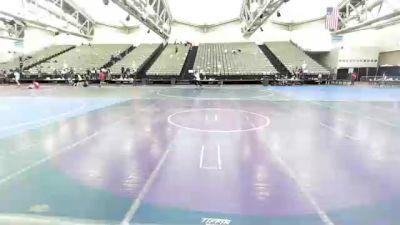 48 lbs 2nd Place - Matthew Bonilla, Iron Horse vs Zachary Copp, Rhino Wrestling