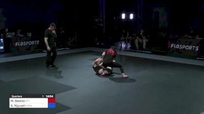 Mayssa Bastos vs Alex Nguyen Who's Number One Championship