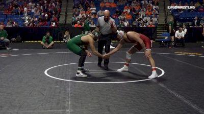 174 lbs Quarterfinal - Anthony Mantanona, Oklahoma vs Kimball Bastian, Utah Valley