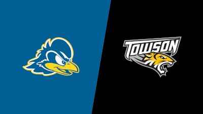 Full Replay: Delaware vs Towson - Apr 10