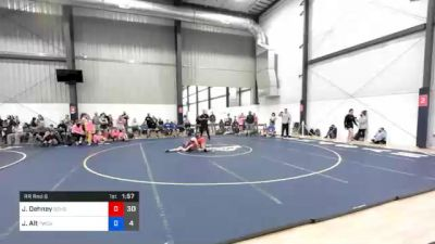 55 kg Prelims - Jaclyn Dehney, Doughgirls vs Juliet Alt, PWC Athena 2