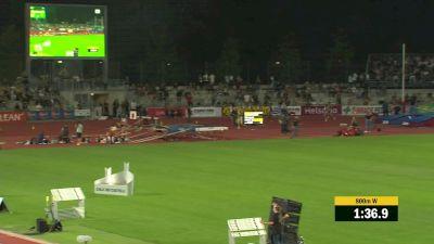 Women's 800m - Natoya Goule Blows Away The Field
