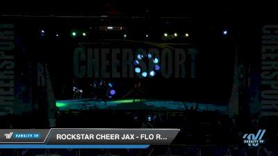 Rockstar Cheer Jax - Flo Rida [2019 Senior Small 3 Division B Day 2] 2019 CHEERSPORT Nationals