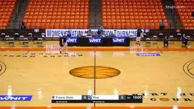 Rice vs. Fresno State - 2021 WNIT - Round 2, Fort Worth Regional