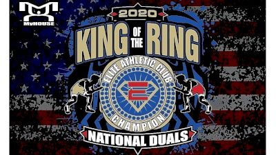 Full Replay - King of the Ring Duals - Mat 7 - Jul 12, 2020 at 8:45 AM CDT