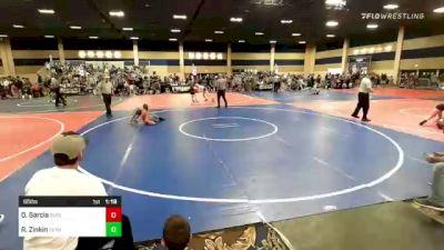 65 lbs Semifinal - Devin Garcia, Suples vs Rylan Zinkin, Dethrone