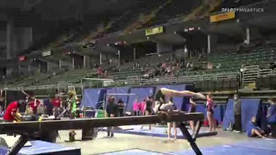 Julianne Huff - Beam, JamJev Gymnastics