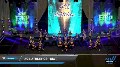 ACE Athletics - RIOT [2020 L6 International Open - NT - Coed Day 1] 2020 Feel The Power East