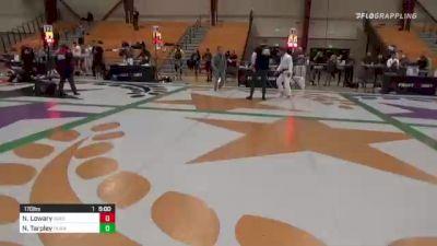 Zack Ghalayini vs Saul Guerrero 2020 Colorado State Championships