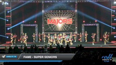 FAME All Stars - Midlo - Super Seniors [2020 L6 Medium All Girl] 2020 The MAJORS